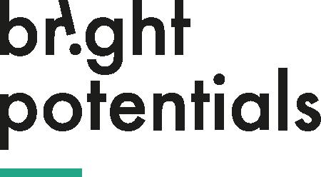 Bright Potentials logo groen